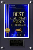 2011 Best Agent CO Estin w name 96res 115w