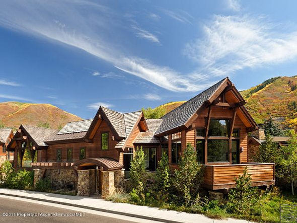Aspen's Smuggler Area Spec Home Sells at Record Discount, ABJ Image