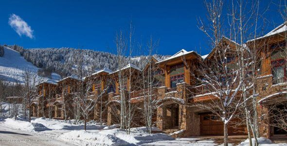 City Council Ok's Luxury Townhome Project at Aspen Mtn Lift 1A Area, AT Image