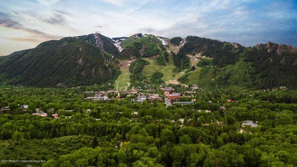 Record Aspen Vacant Land Sale  – Rubey Lot 5 at Base of Red Mountain Sells for Unsolicited Offer of $22M Image