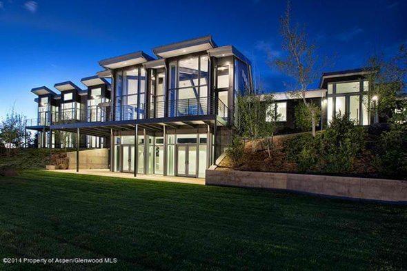 Value Sale Outside Aspen Core: McLain Flats Home Built 2013 Closes at $10.5M/$1,098 Sq Ft Image