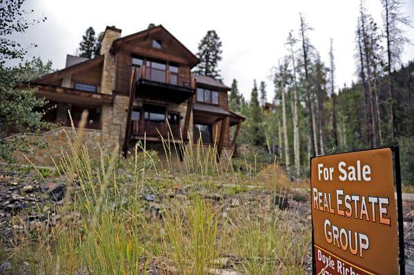 Sales of Colorado Mountain Resort Homes in July Lowest in Years, DP Image