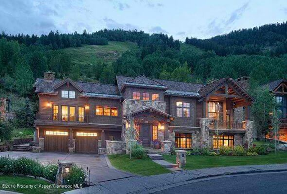 Rare Top of Mill 2012 Ski In-Out Home Sells for $22.5M/$2,455 Sq Ft Image