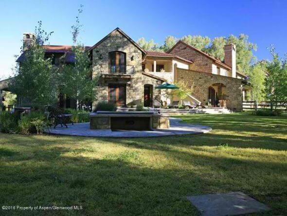 Deal: Beautiful 35 Acre Woody Creek Ranch Closes at $13M / $1,016 sq ft Furnished. Image