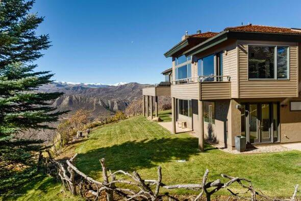 Old Snowmass 2007 Built Mountain Ranch Home on 5 Acres Sells at $3.12M/$522 SF Image