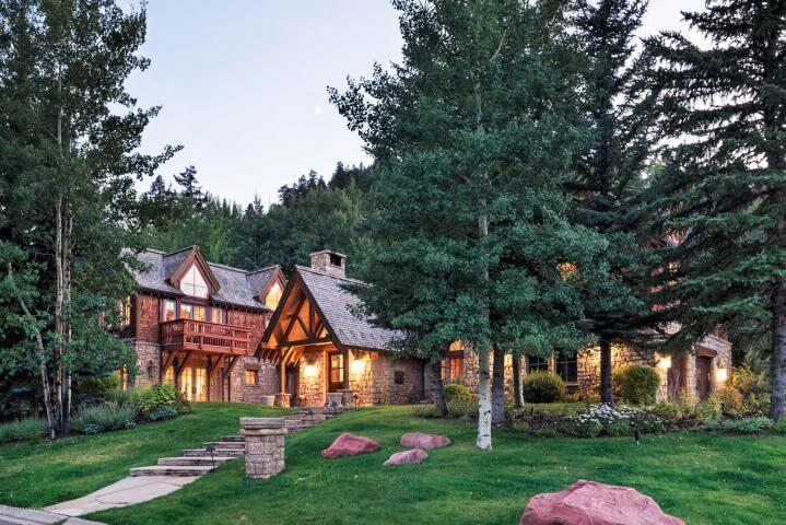 1998 Maroon Creek Club Home at 1205 Tiehack Rd Closes in Deal Territory at $5.45M/$813 sq ft Image