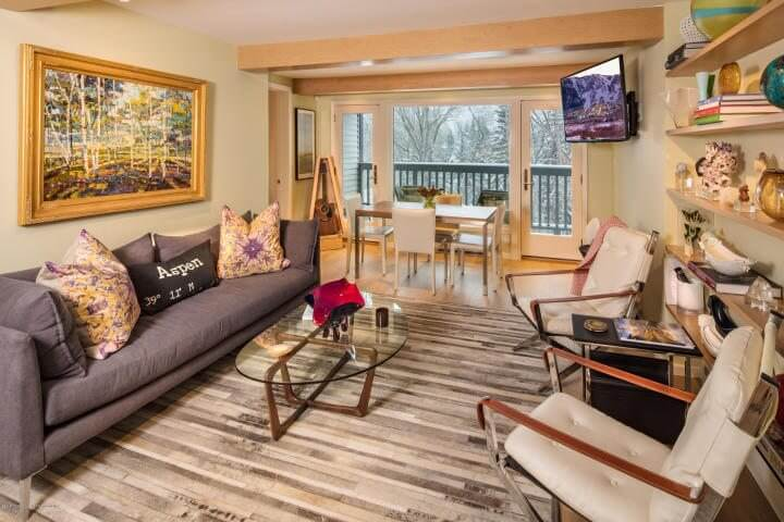 916 E Hopkins Ave #203, Aspen: Example of Aspen Core 2 Bdrm Condo Price Appreciation in Past 2 Yrs Thumbnail