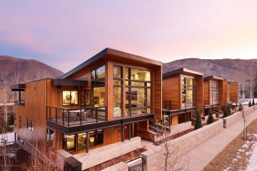 120 S Juan Street Unit 1: One Aspen CO Townhome Closes and Re-Lists Thumbnail