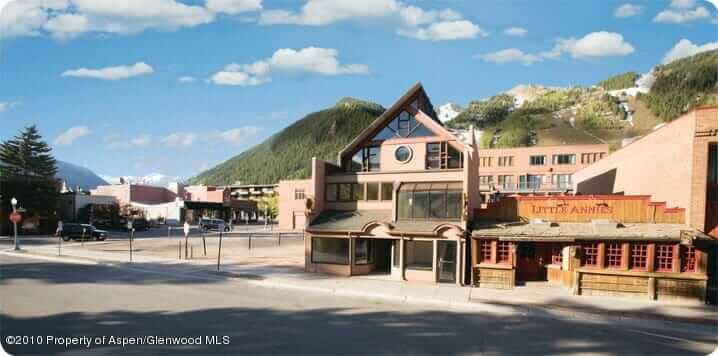 Aspen Commercial Redevelopment Play – Group Buys Unlisted New Downtown Aspen Commercial Core Building for $28M Thumbnail