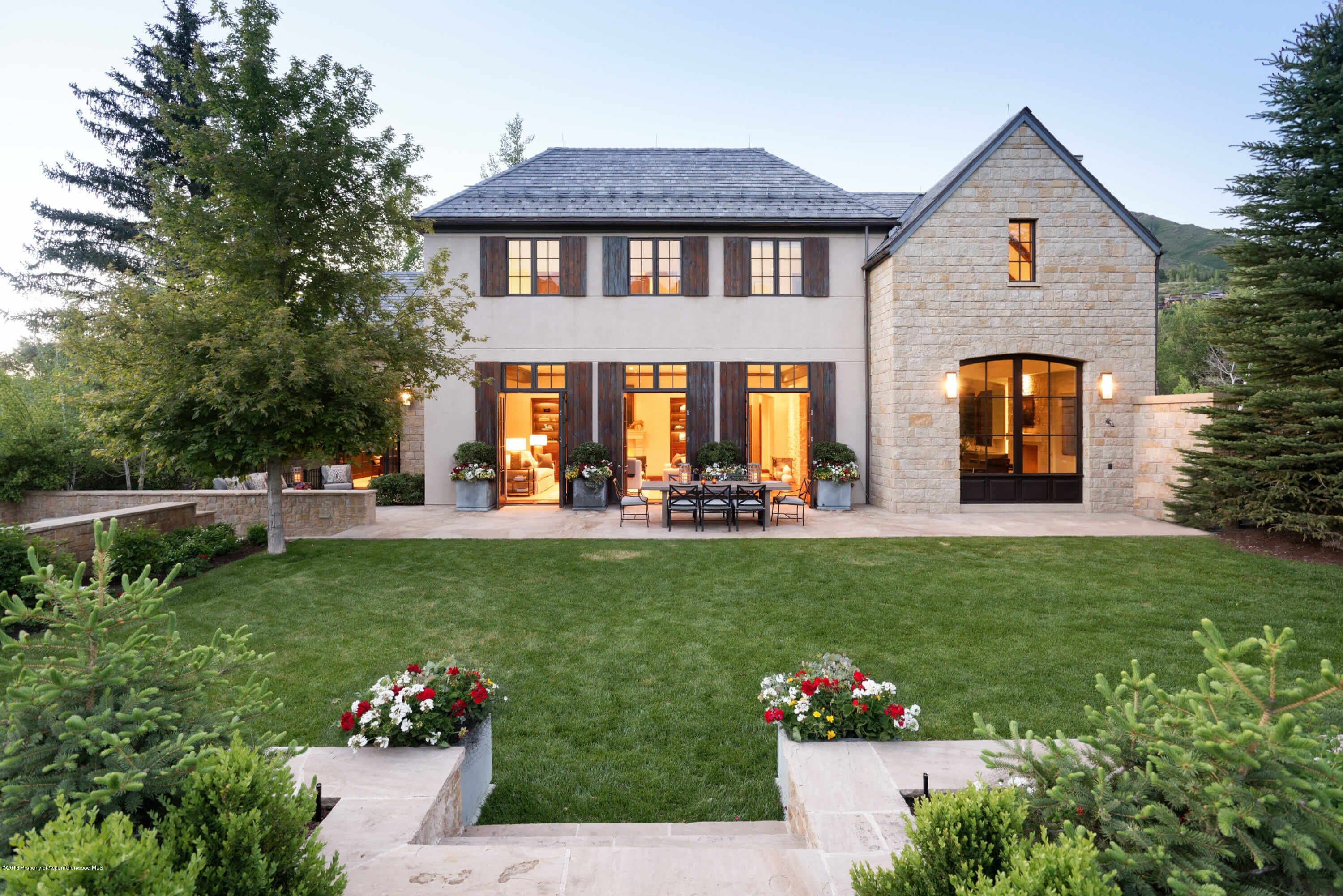 100 Red Mountain Road, Aspen CO Remodeled Home Re-listed for Sale at +120% Thumbnail
