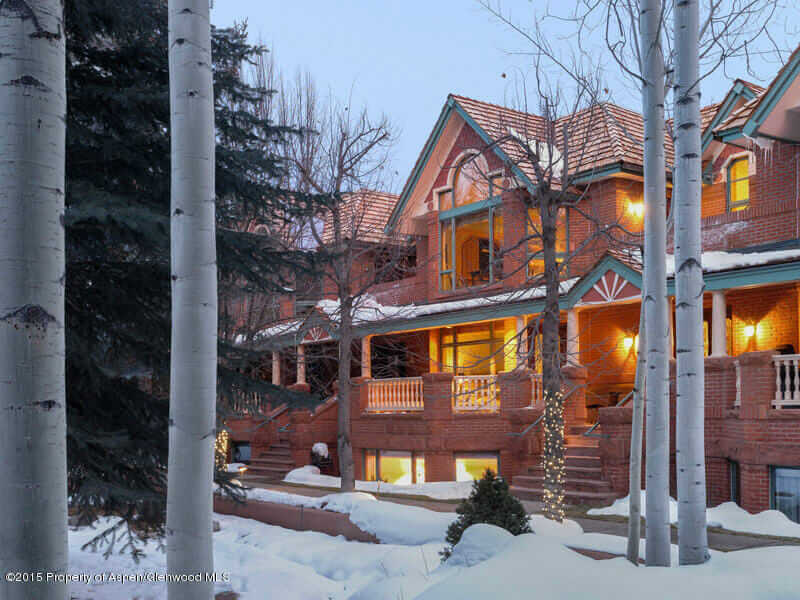 Downtown Aspen – River Park Townhome Closes at $11.45M/$2,125 sq ft Image