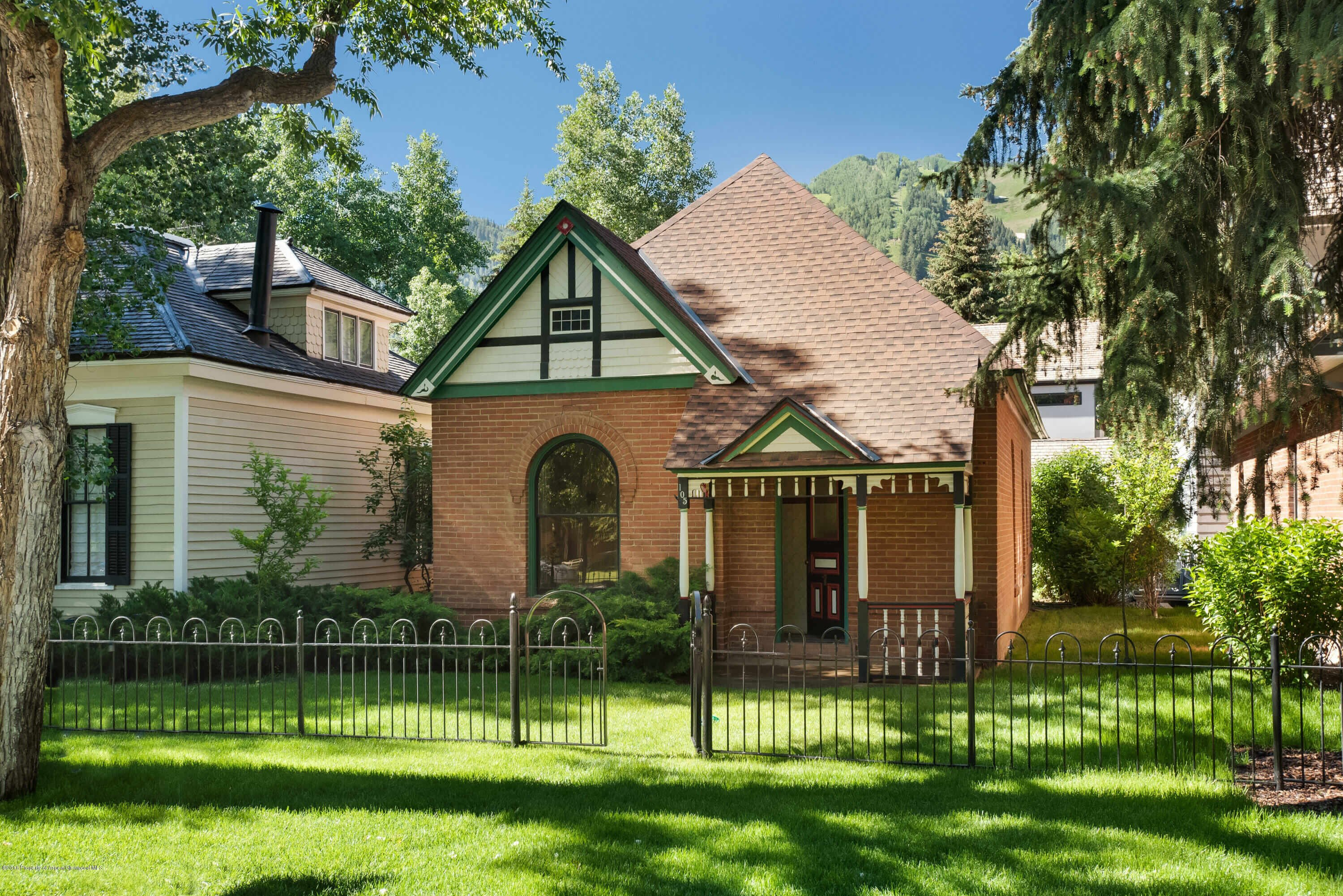 105 E Hallam St – Aspen Miners Cabin Re-Listed 3 Weeks Later at 41% Over Cost Thumbnail