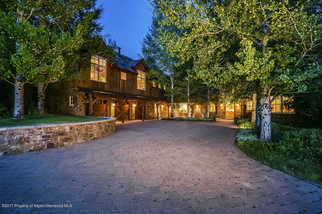 1996 Woody Creek Estate Home on 4.5 Acres Sells at $6M/$1,080 sq ft Image