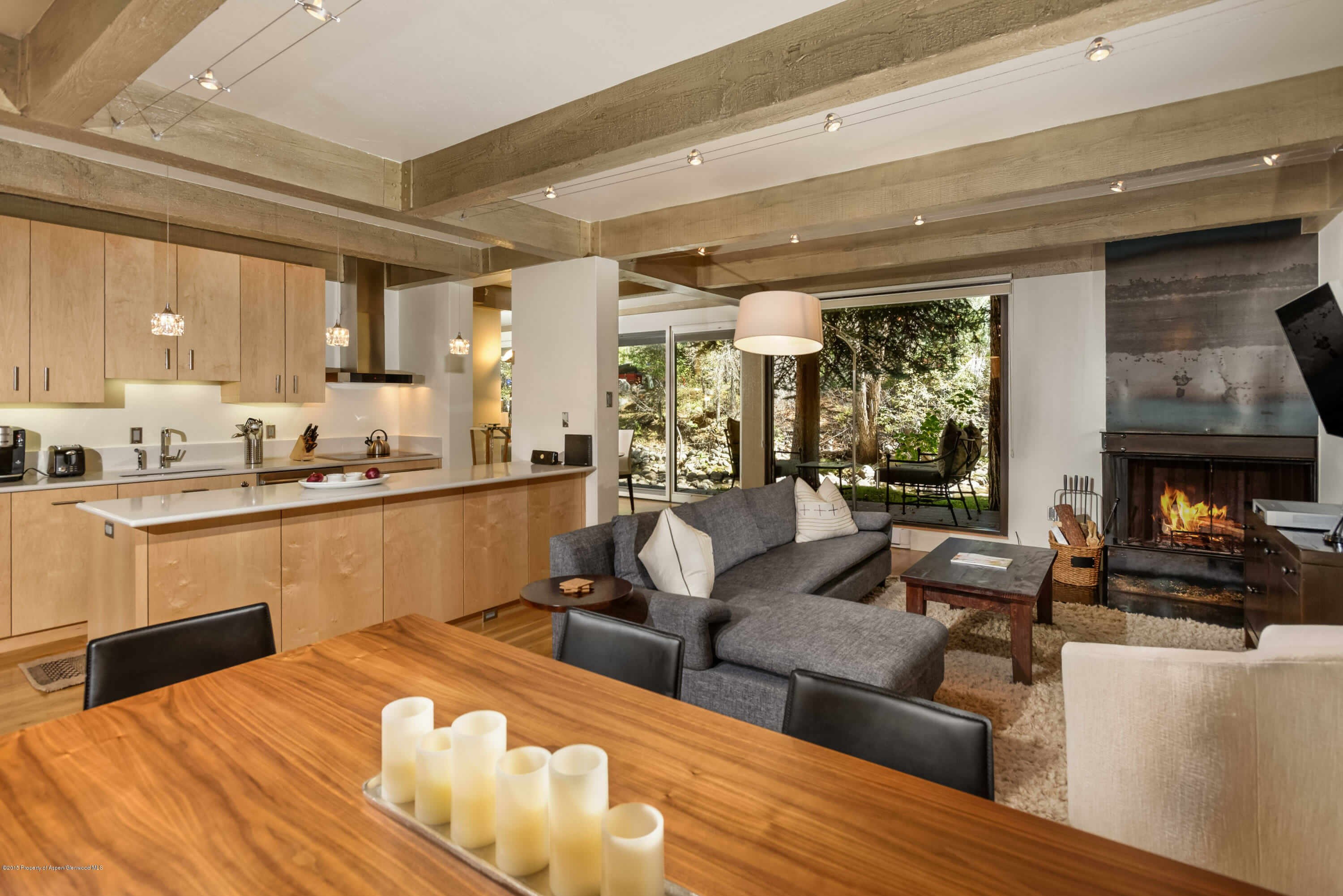 Best Aspen Riverfront 2-Bdrm Condo Sells at $2.95M$1,966 sq ft Image