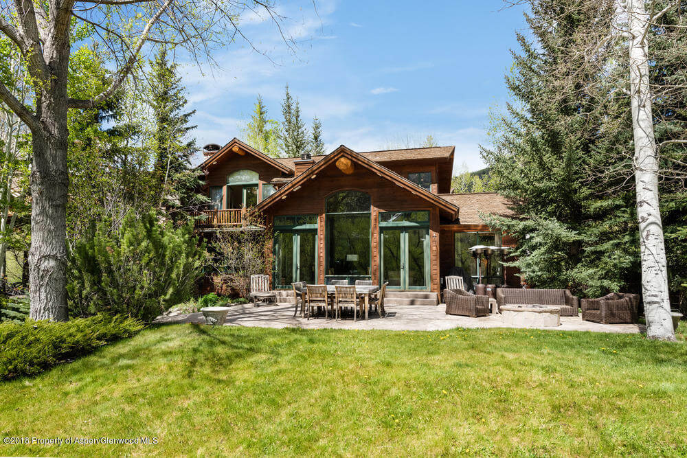 Smuggler Area Half Duplex Aspen Home Deal: 855 Gibson Ave Unit A Closes at $8.75M/$1,520 Sq Ft Unfurnished Image