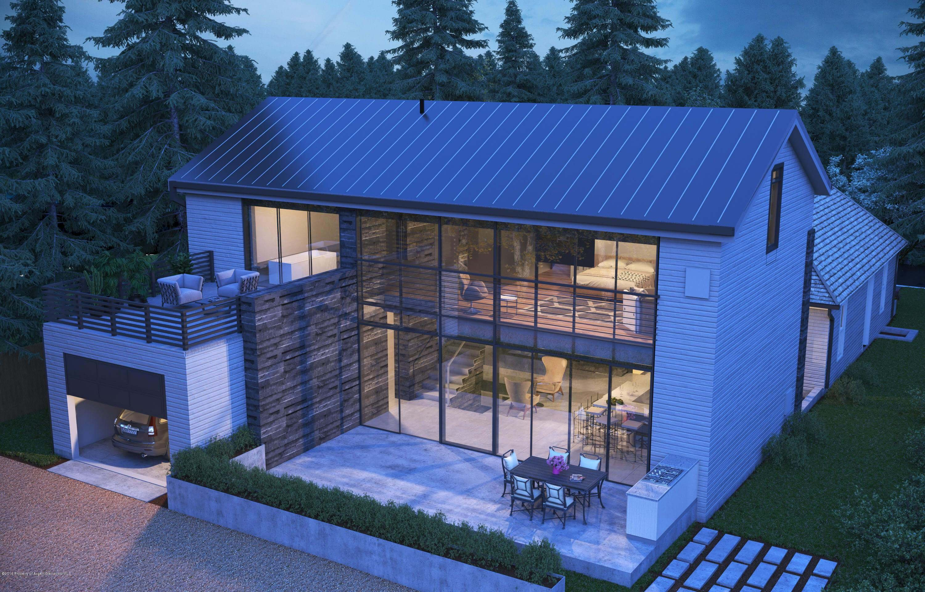 West End Aspen Remodeled Historic Vic at 417 W Hallam Sells at $11.8M/$1,944 SqFt Image