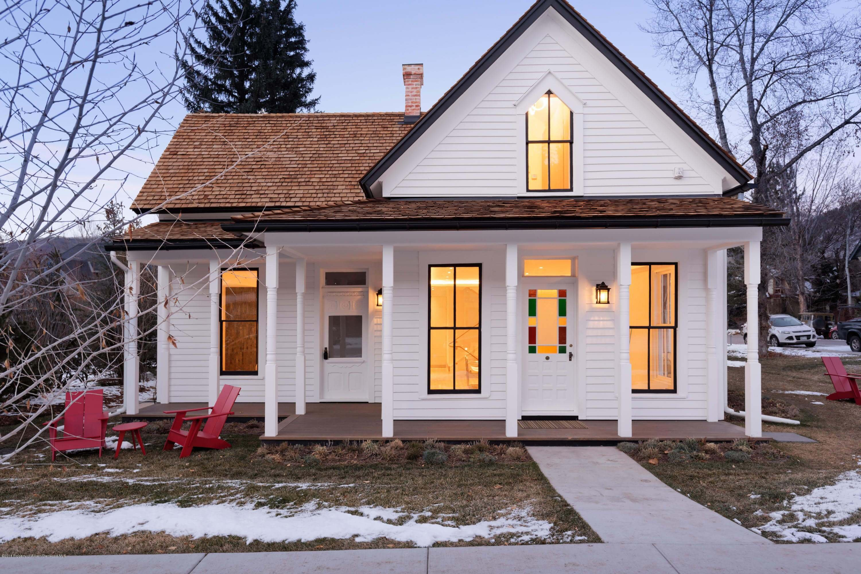 Rebuilt Historic Aspen Victorian Home at 232 E Bleeker St Sells at $9.5M/$2,493 Sq Ft Furnished Image