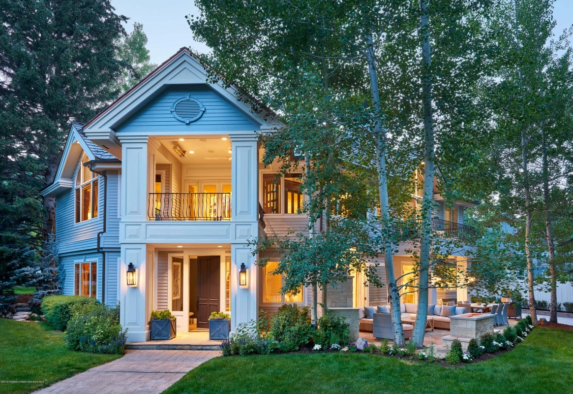 West End Aspen Home at 315 Lake Ave Sells for $11.5M/$2,090 Sq Ft Furnished Image