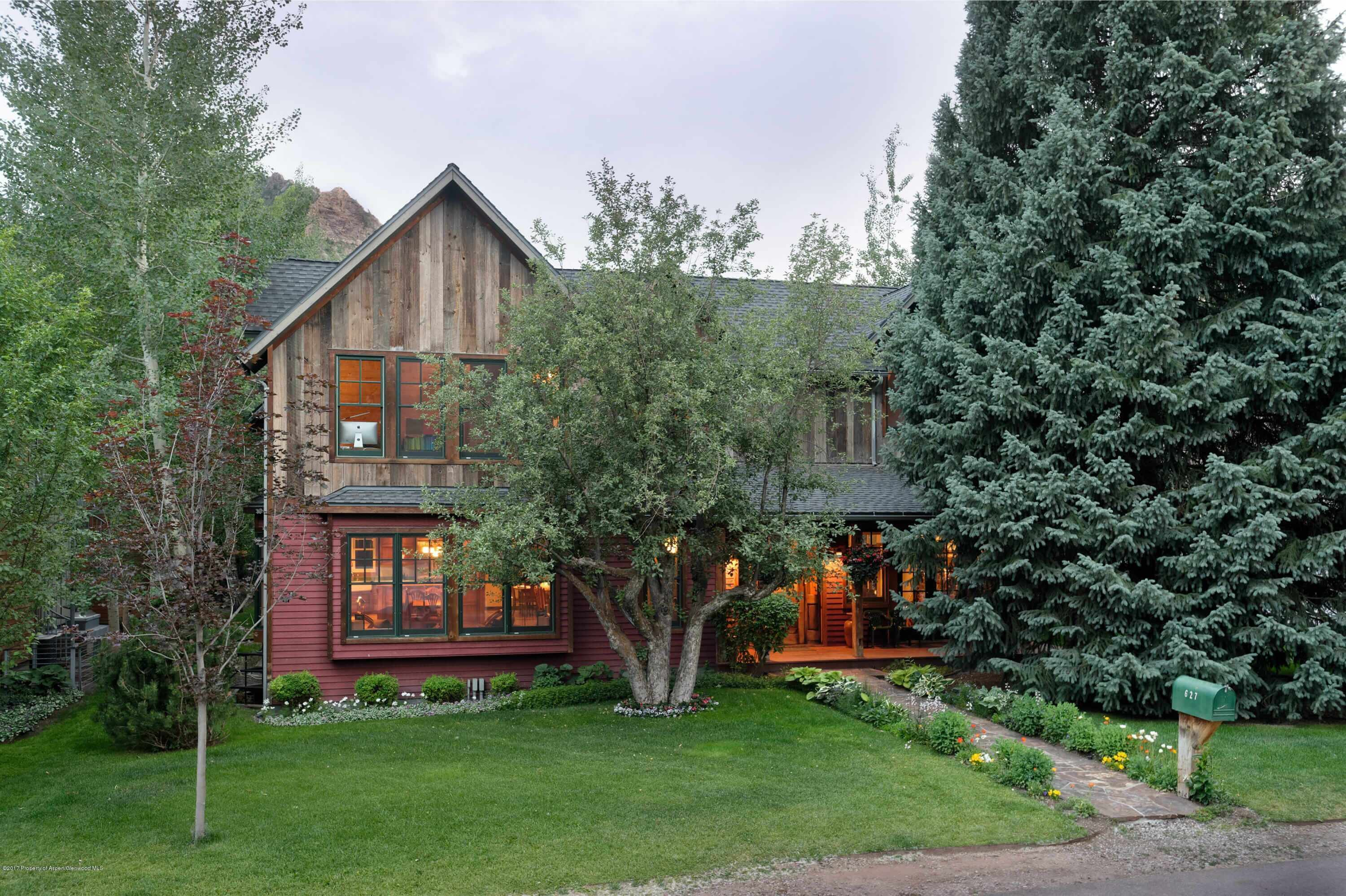 1998 Built West End Aspen Home Closes at $7.25M/$1,403 Sq Ft Unfurnished Image