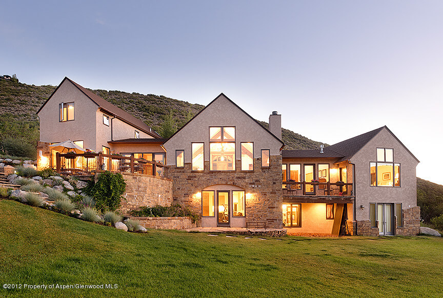 2006 Built Old Snowmass CO Home Sells for $2.8M/$547 SF Unfurnished Image