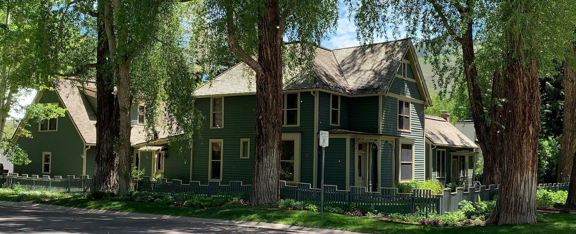 Historic West End Aspen Home at 234 W Francis Sells at $15M and a WE Record $3,669 Sq Ft Image