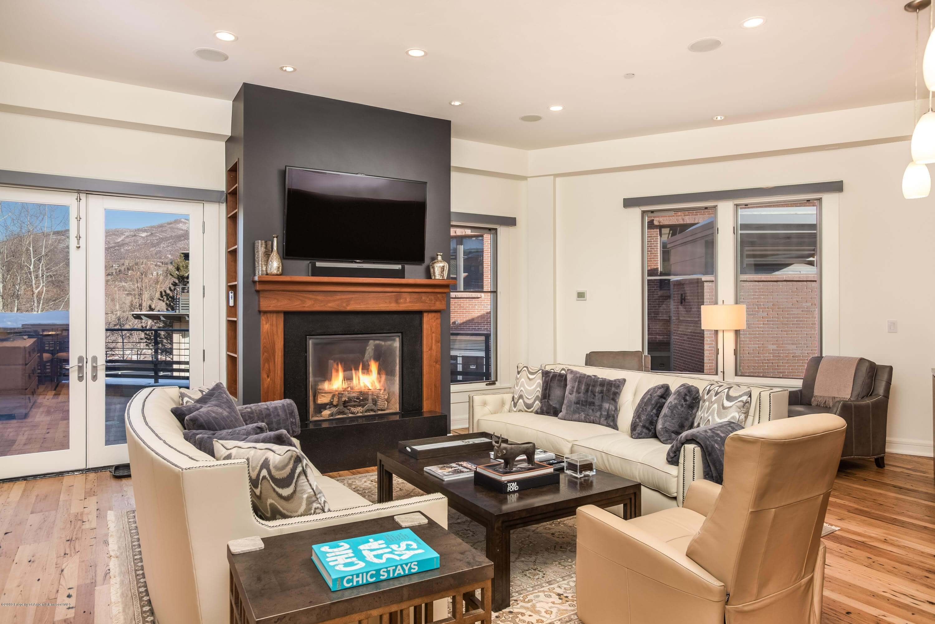 Obermeyer Place 3 Bdrm Aspen Condo at 101 Founders Place 201 Now For Sale Thumbnail