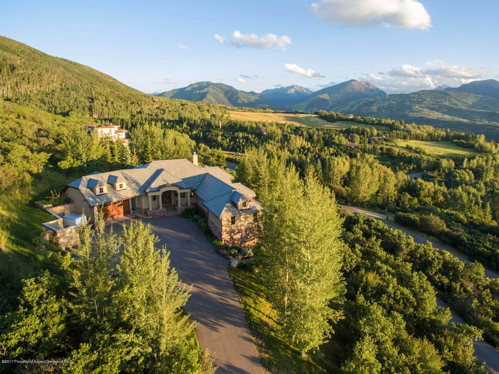 2006 Built Starwood Home in Aspen's Only Gated Community Closes at $4.4M/$765 Sq Ft Image