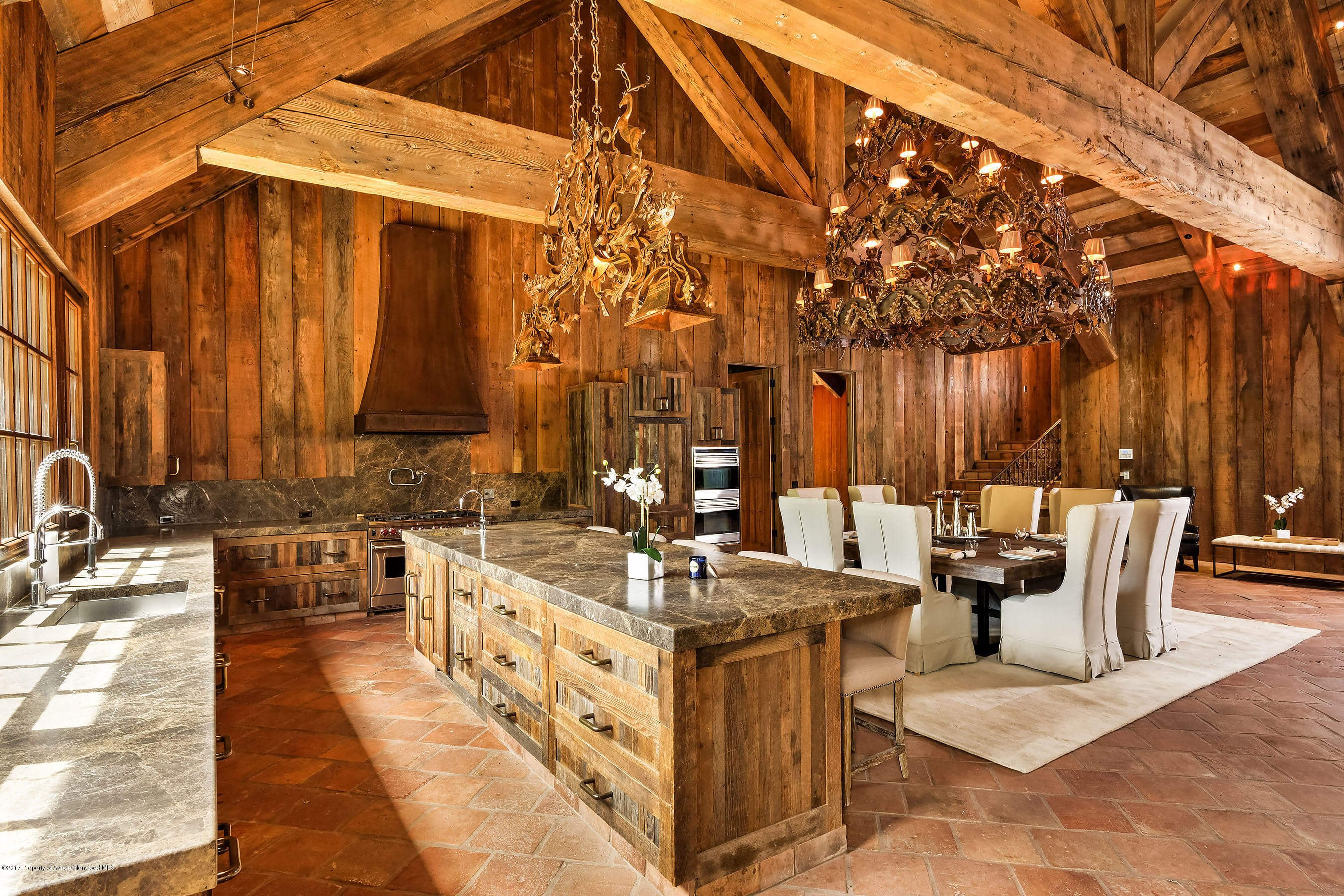 Most Extraordinary Woody Creek Cabin on 14 Acres Outside Aspen CO Sells for $6.050MM/$827 SF Image