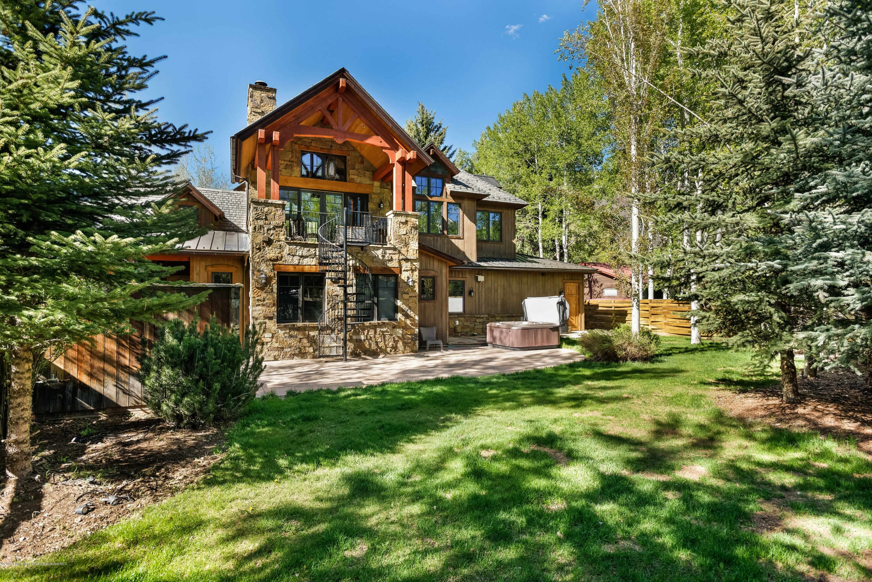 1395 Snowbunny Lane Aspen CO Home Sells in Deal Territory at $4.15M/$873 sq ft Image