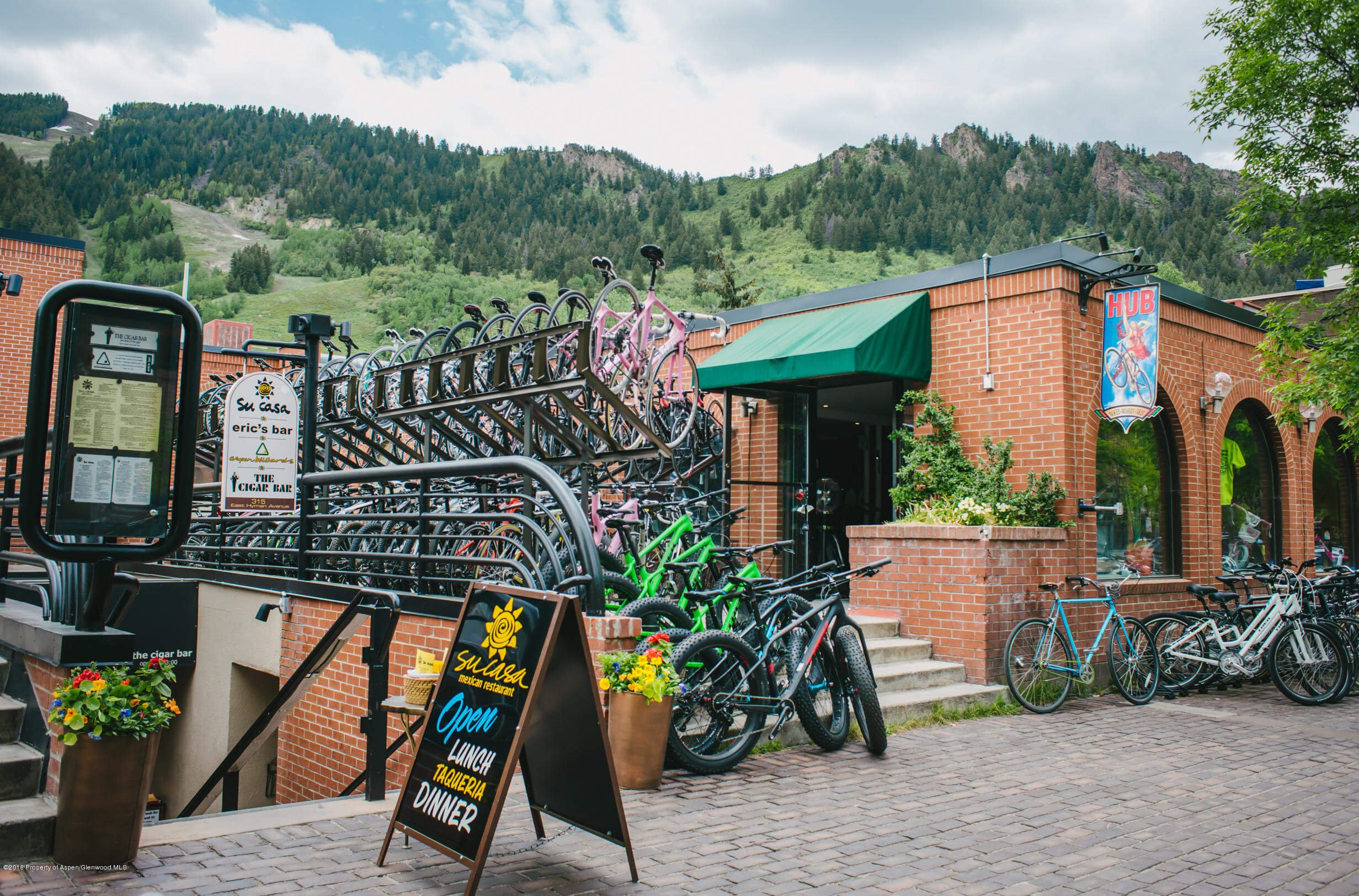 Aspen Commercial Property at 315 E Hyman Sells for $10.6M/$1,076 SF Image