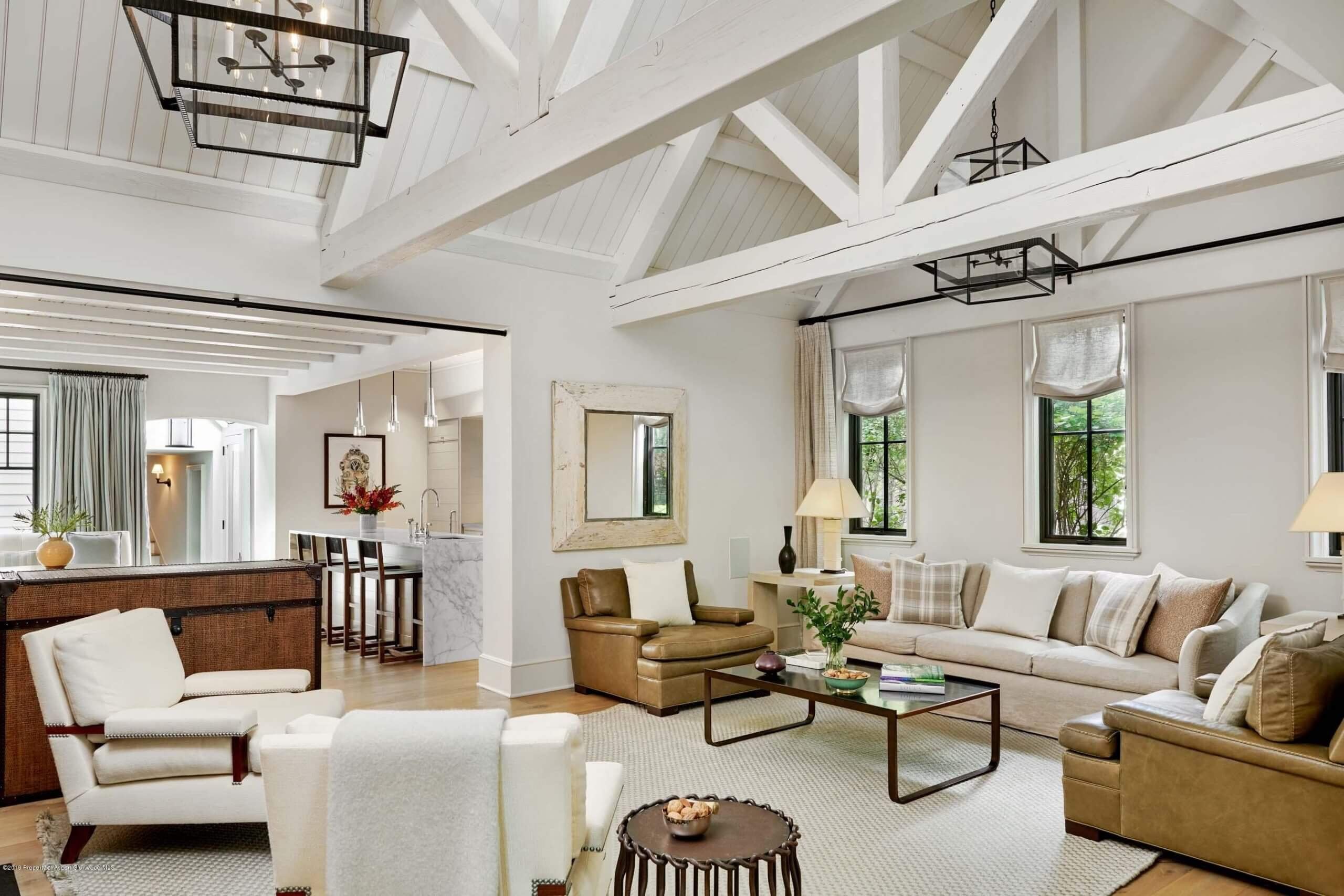 2012 Remodeled W. End Home at 610 W Hallam St Closes at $12.54M/$2,626 SF Furn Image