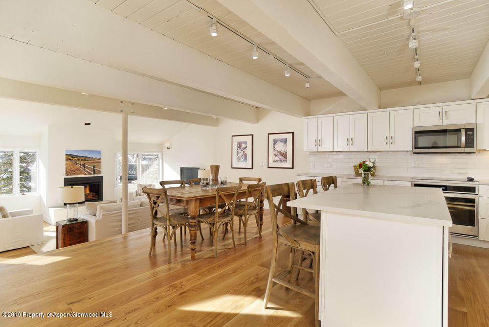 2019 Remodeled Snowmass Home at 104 Wildridge Closes at $1.919M/$782 SF Unfurnished. Image