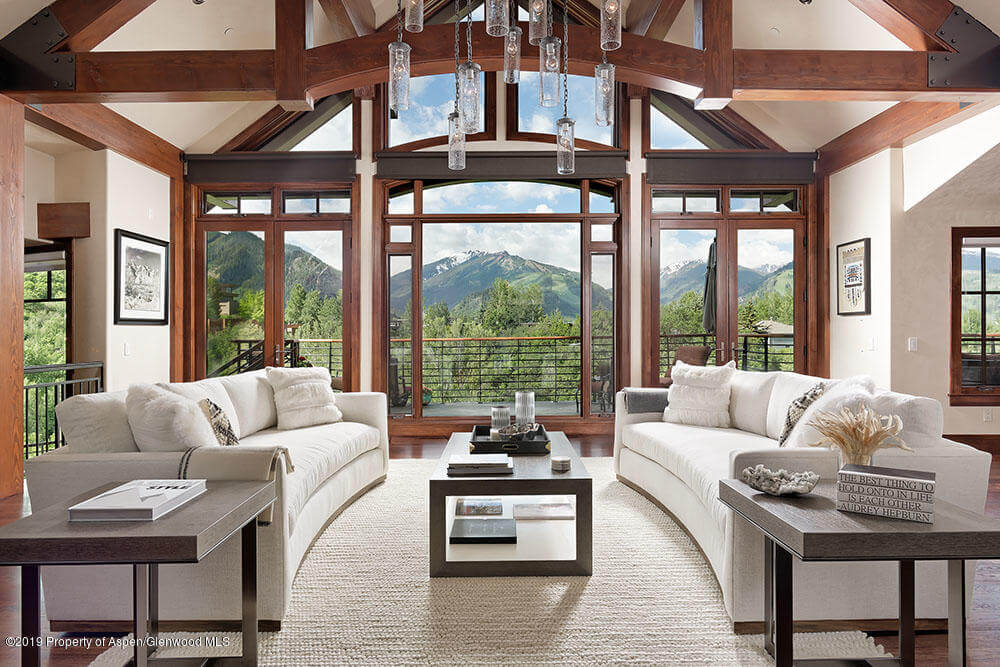 Red Mountain Home at 294 Draw Dr Closes at $12.5M/$1,488 SF Furn Image