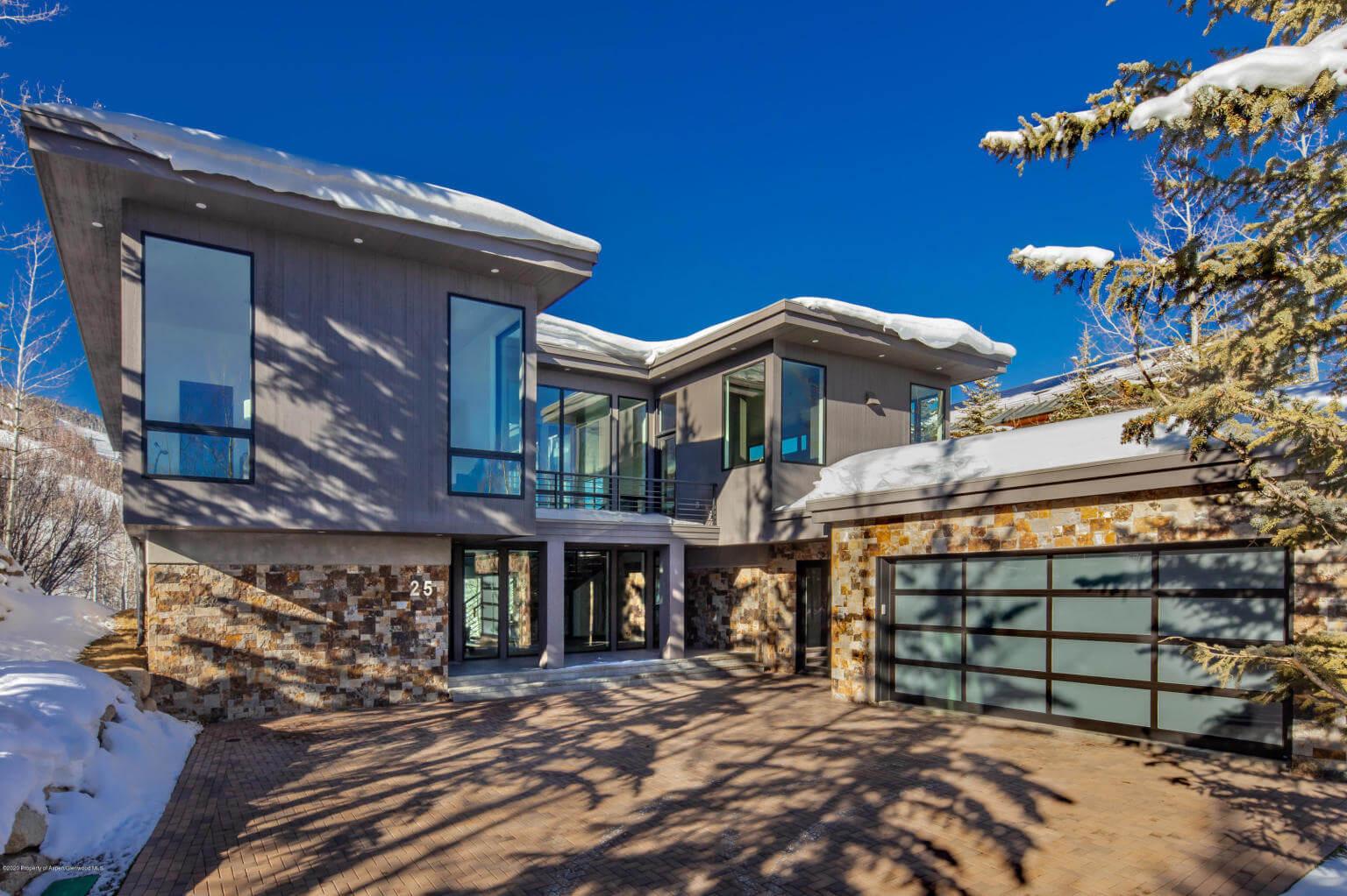 Snowmass Village 25 Janss Ln in Wood Run Sells at $7.55M/$1,438 SF Furn Image